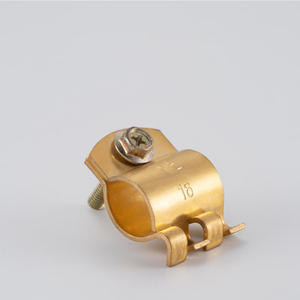 Brass Cable Clip